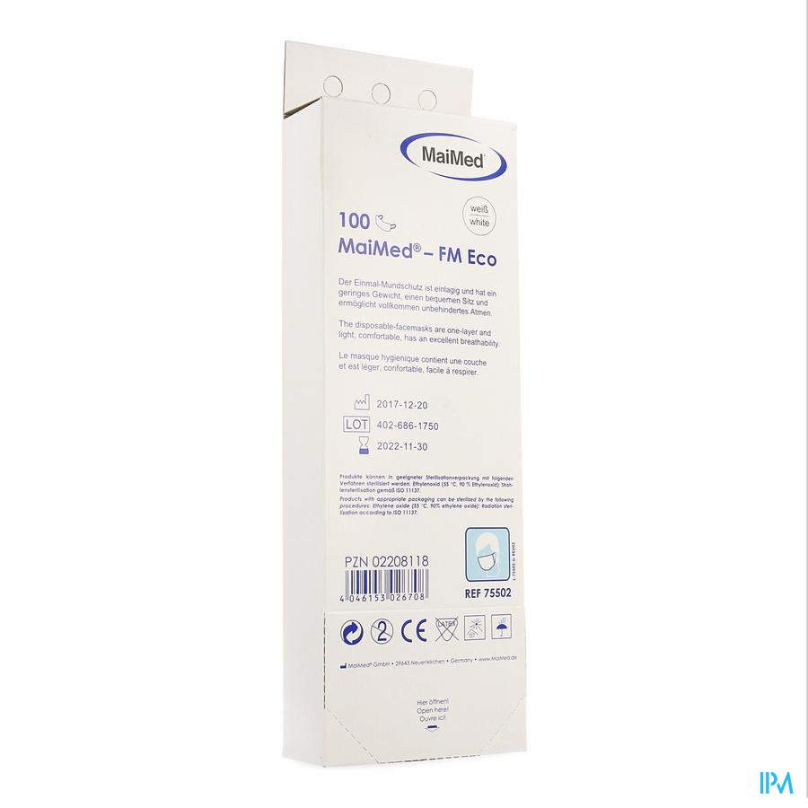 Maimed Masque Infirmiere 100