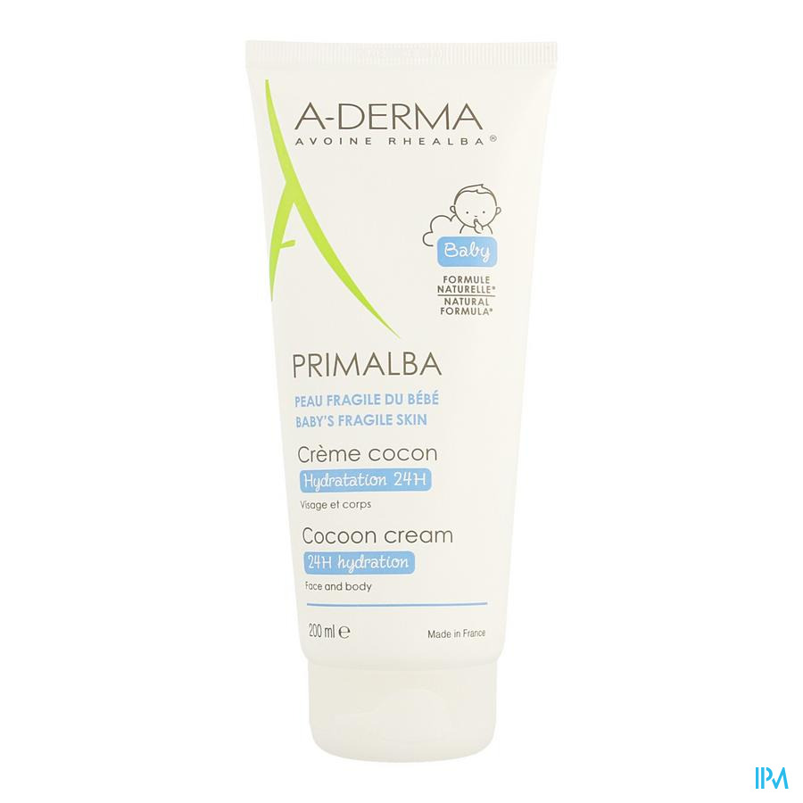 Aderma Primalba Wasgel 2in1 200ml