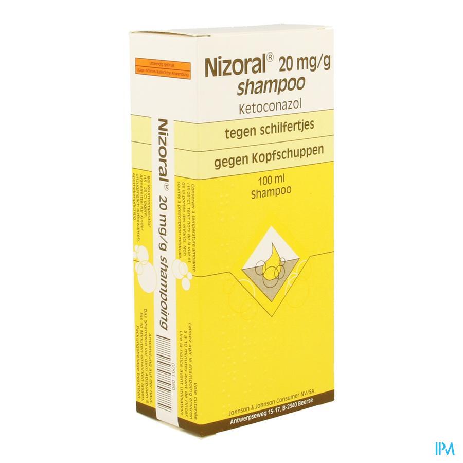 Nizoral Shampoo 100ml