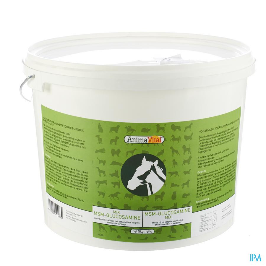 Animavital Msm Glucosam 5kg