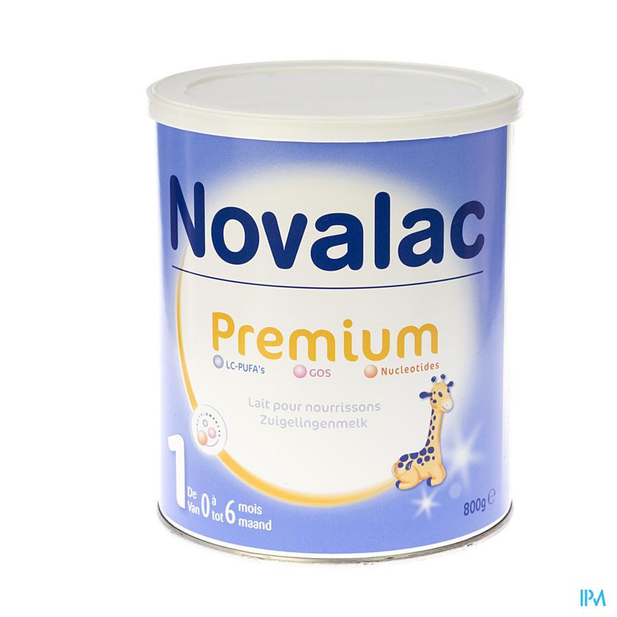 Novalac Premium 1 Pdr 800g