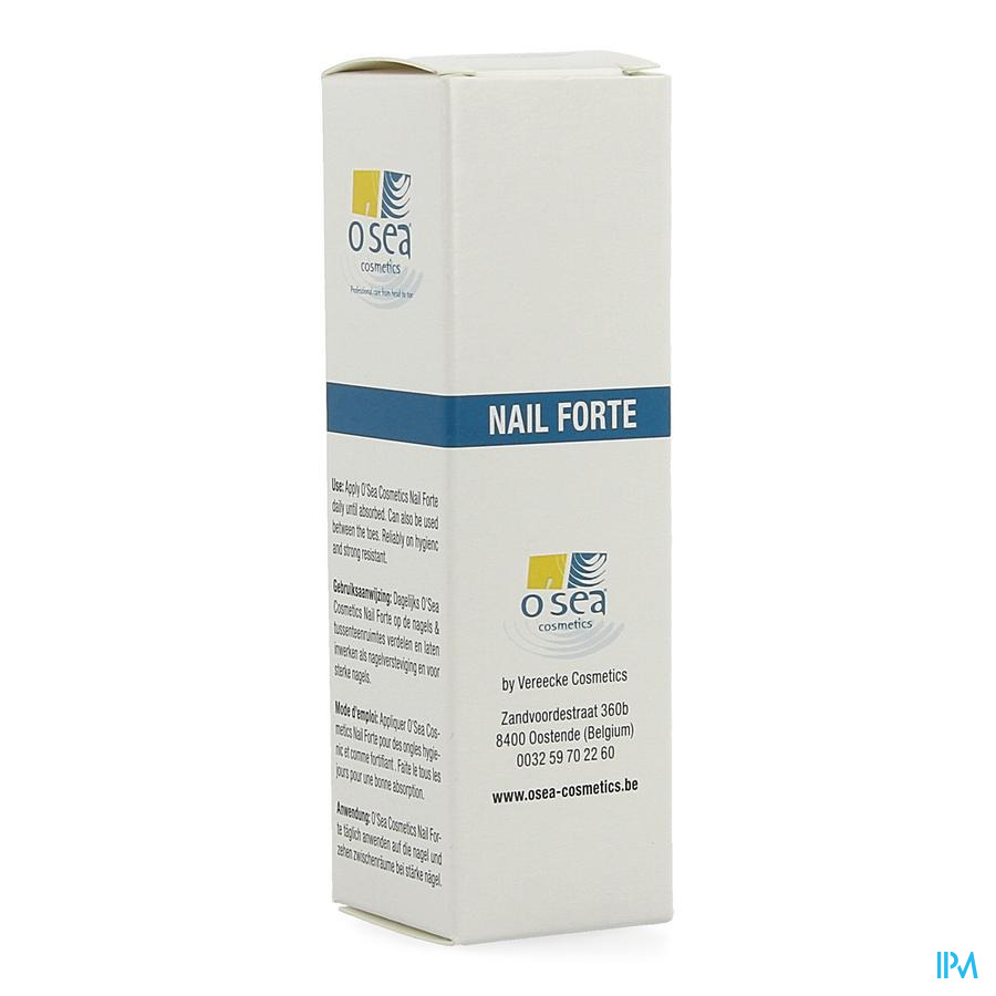 O'sea Cosmetics Nail Forte 20ml