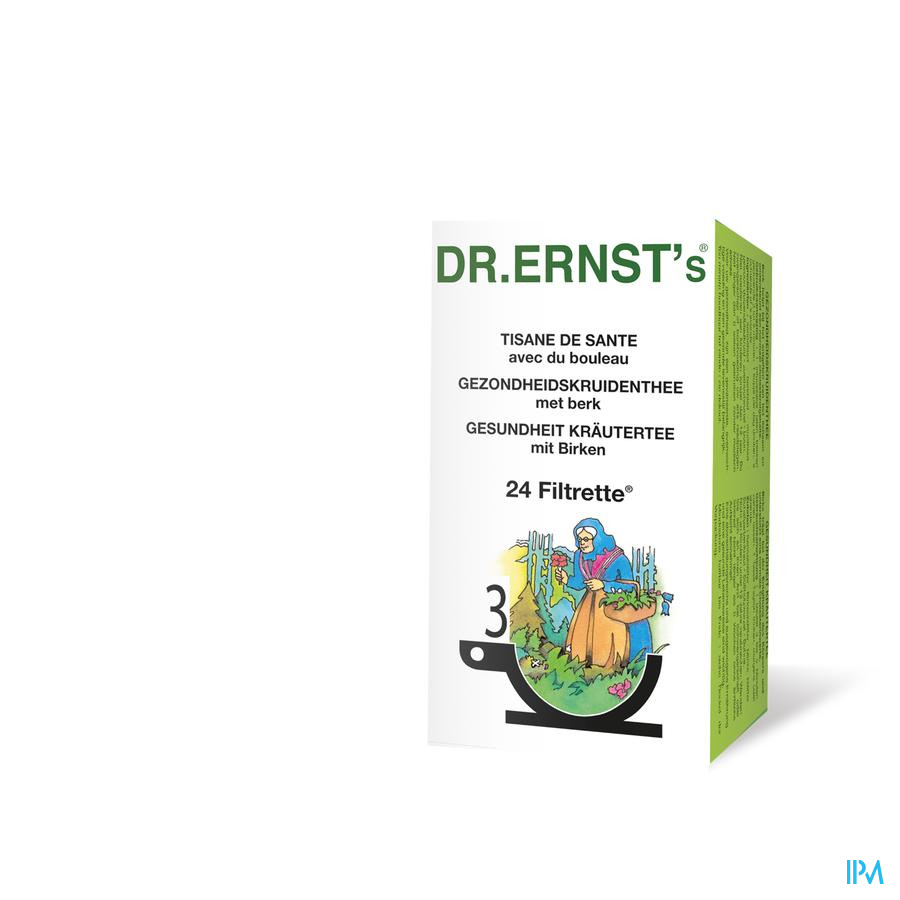 Ernst Dr Filt N 3 Thee Gezondheid