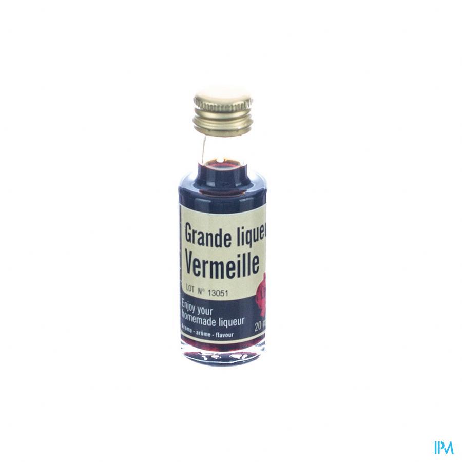 Lick Grande Liqueur Vermeille 20 ml