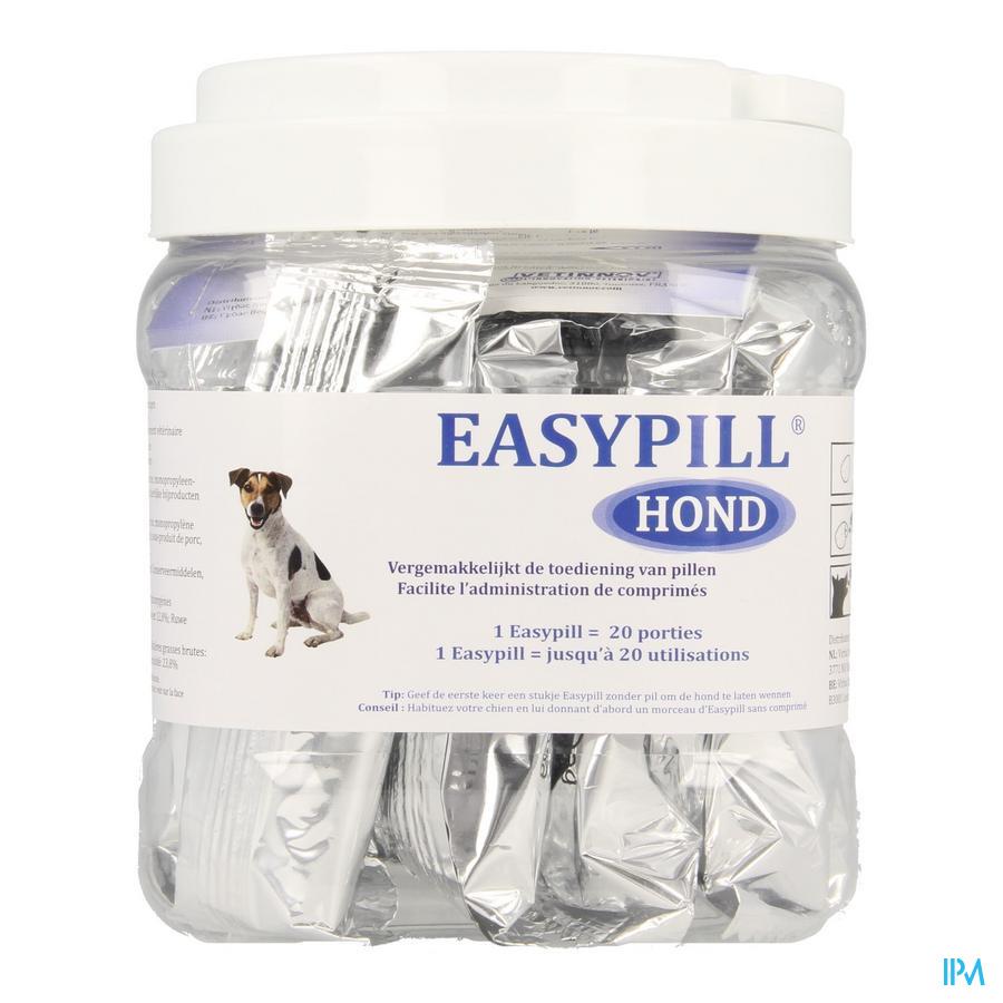 Easypill Pate Hond Zakje 20x20g