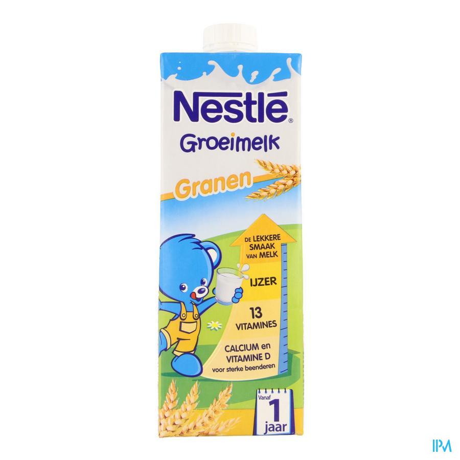 Nestle Groeimelk Granen Tetra 1l