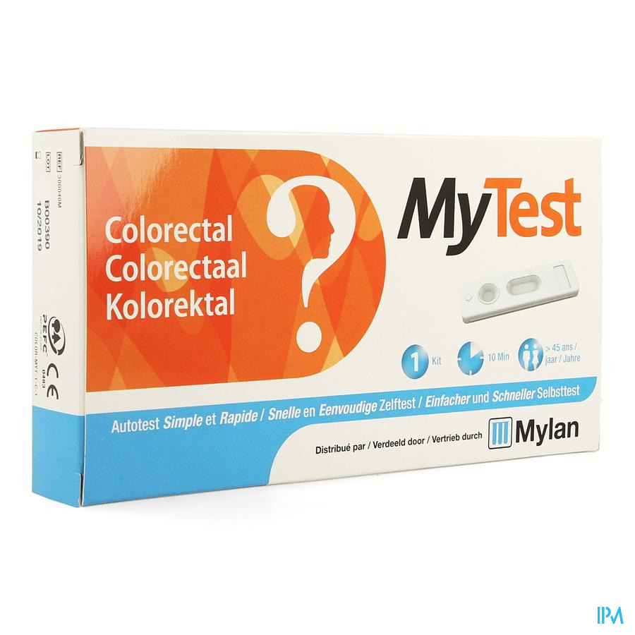 My Test Colorectal (autotest) Sach 1