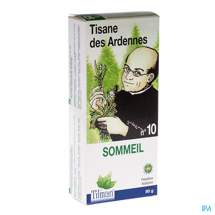 Tisane Arden. Nr.10 Nerfs Et Insom.