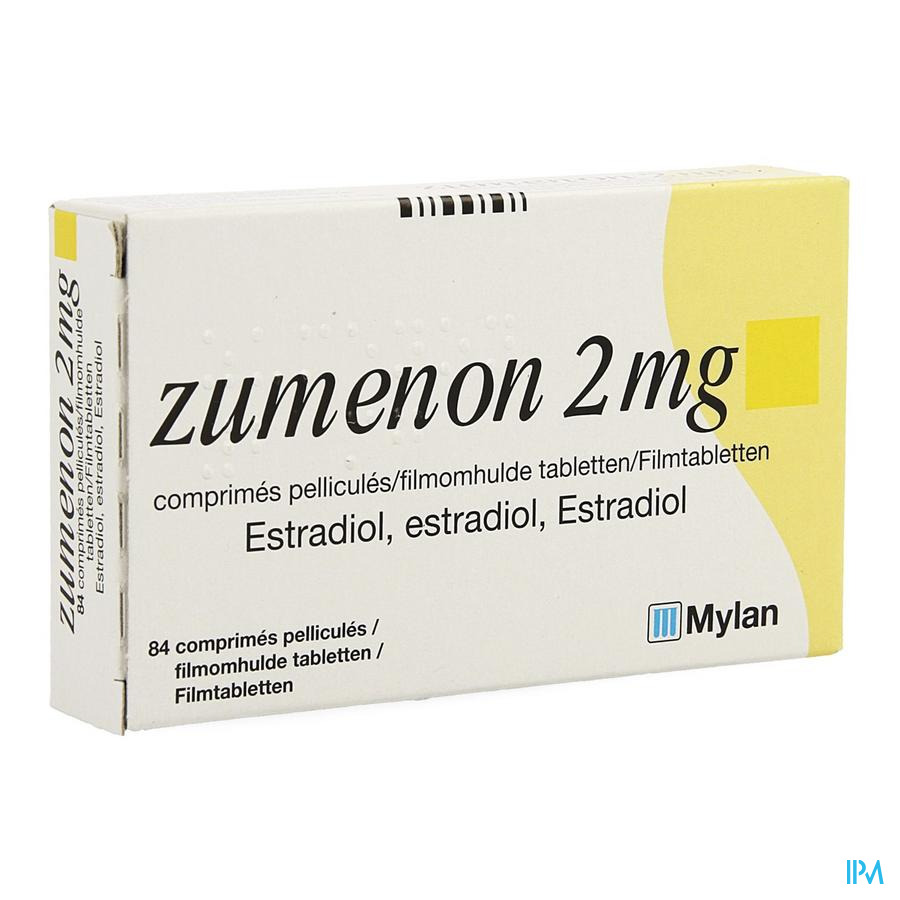 Zumenon Comp 3 X 28 X 2mg