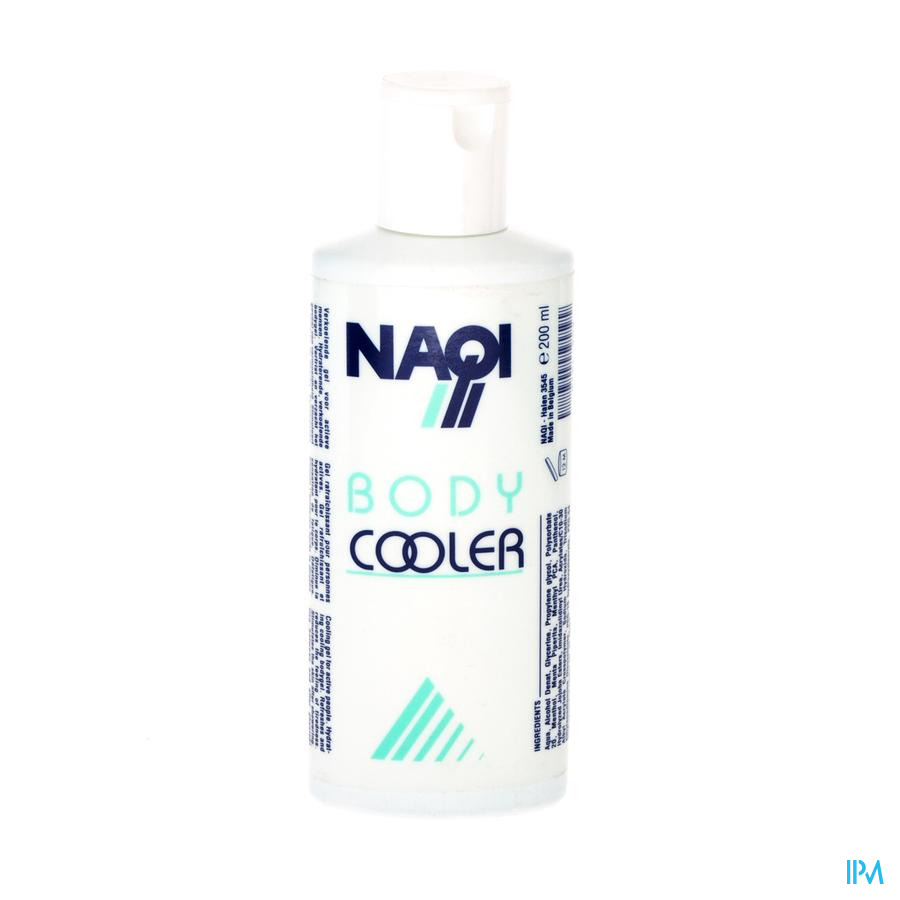 Naqi Body Cooler Lotion 200ml