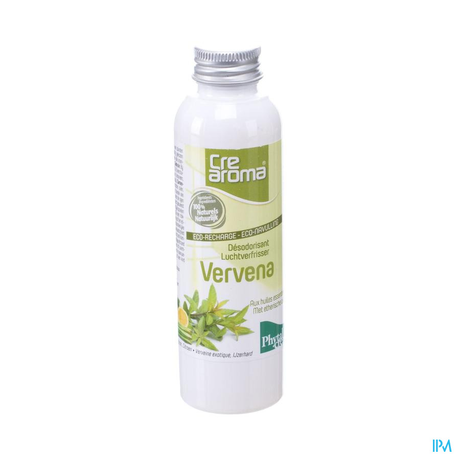 Crearoma Vervena Desodorisant Hle Ess Rech.125ml