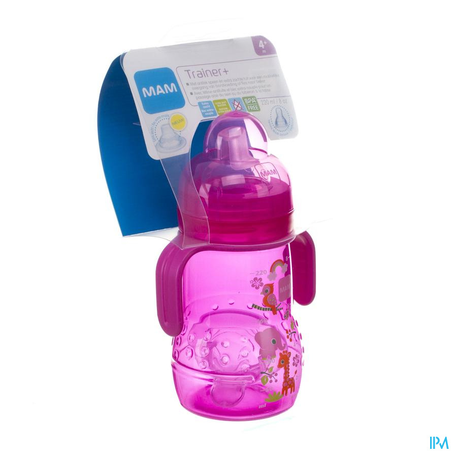 Mam Trainer+ Drinkbeker 220ml
