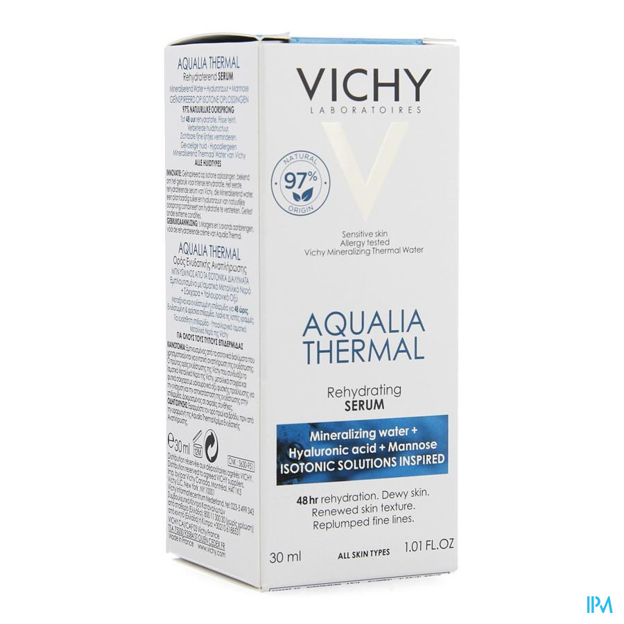Vichy Aqualia Serum Reno 30ml