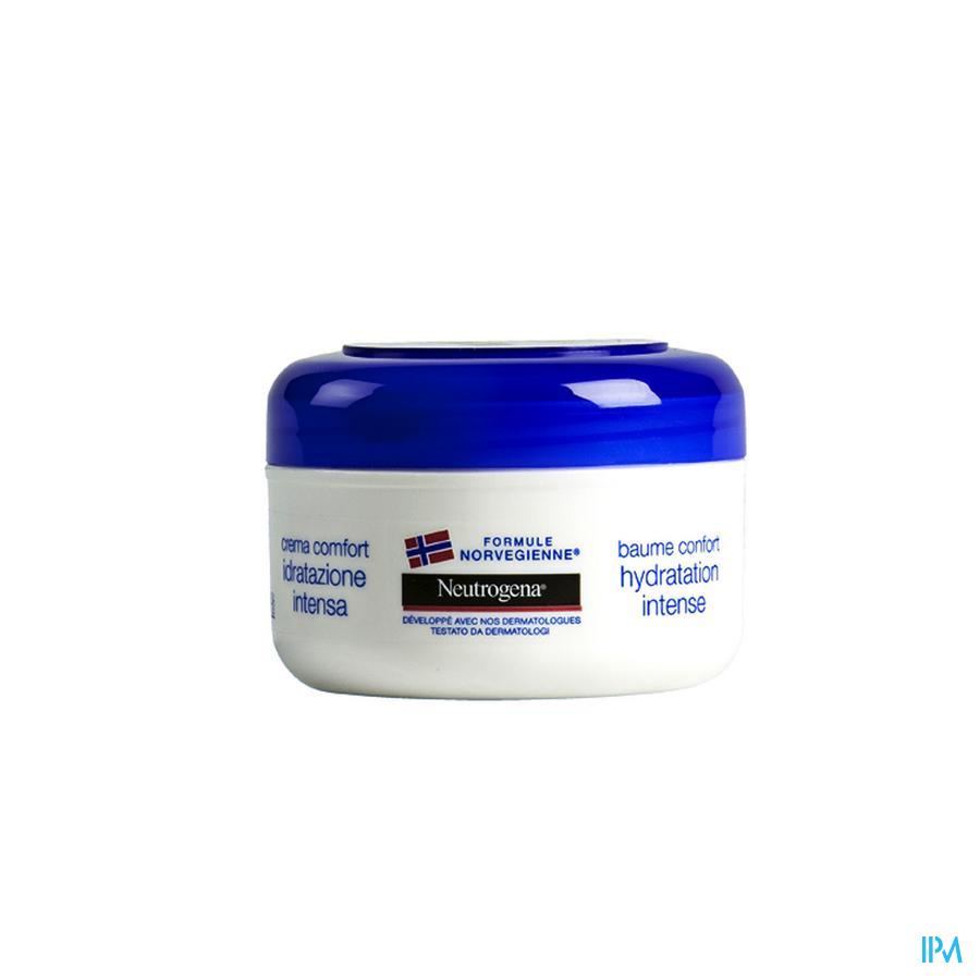 Neutrogena N/f Comfort Balsem Hydra Pot 200ml