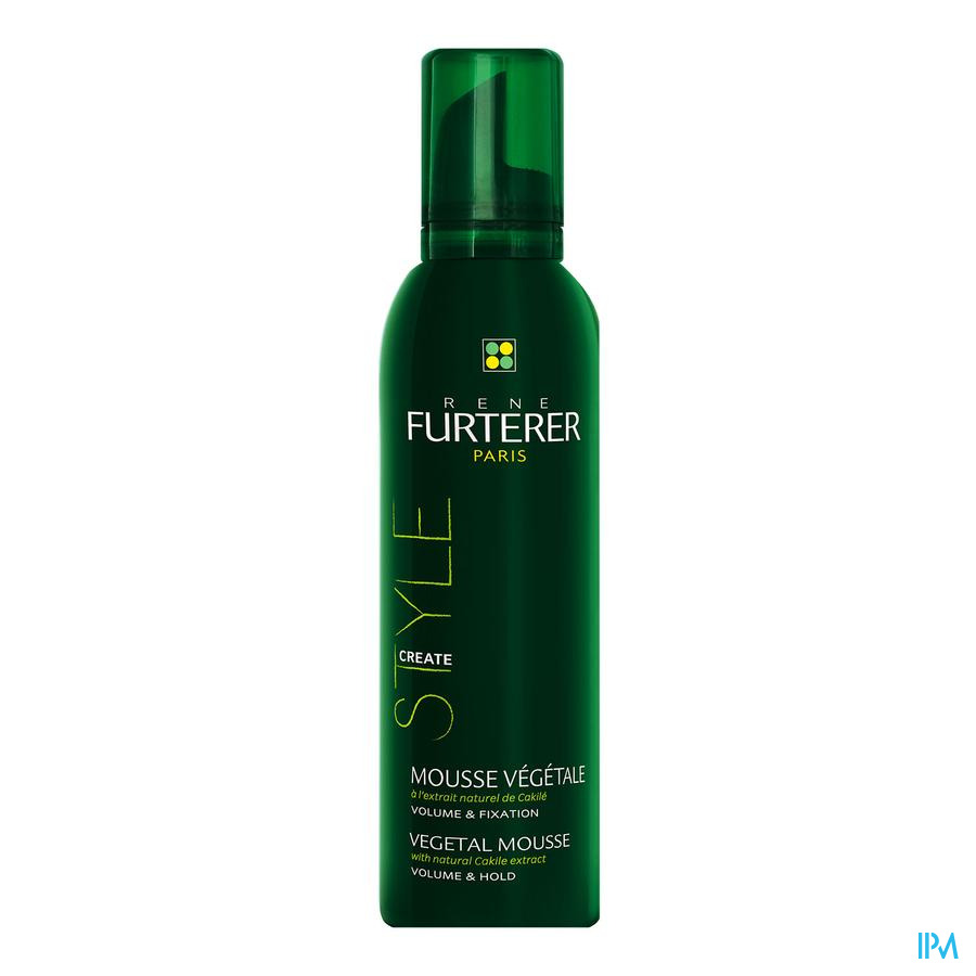 Furterer Style Mousse Vegetale 200ml