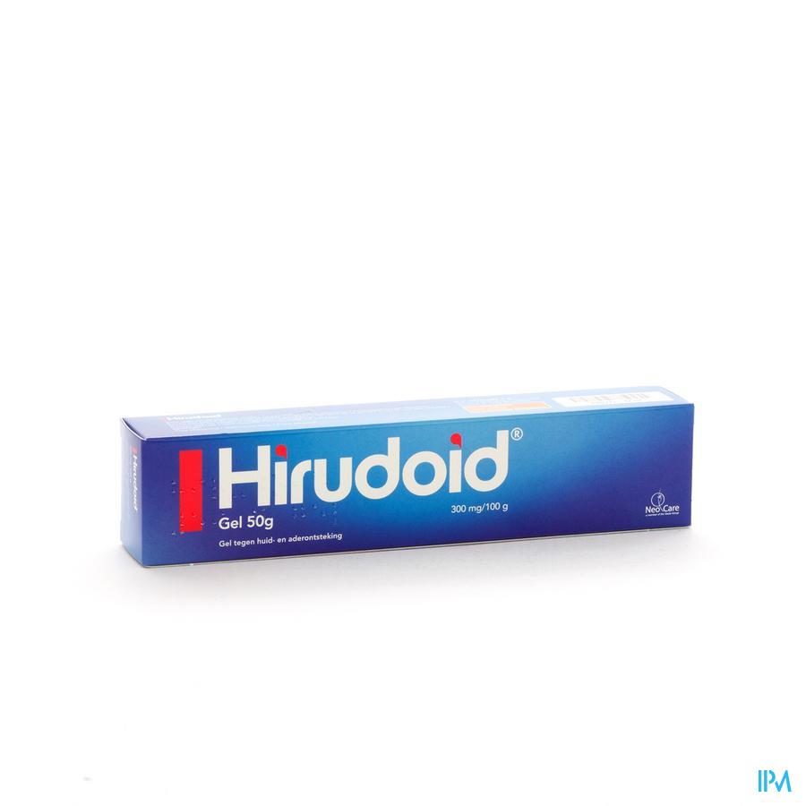 Hirudoid 300mg/100g Gel 50g