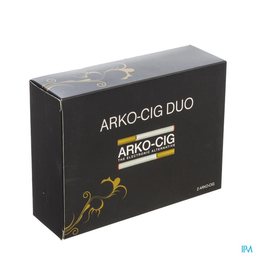 ARKO-CIG DUO ELECTRONISCHE SIGARET