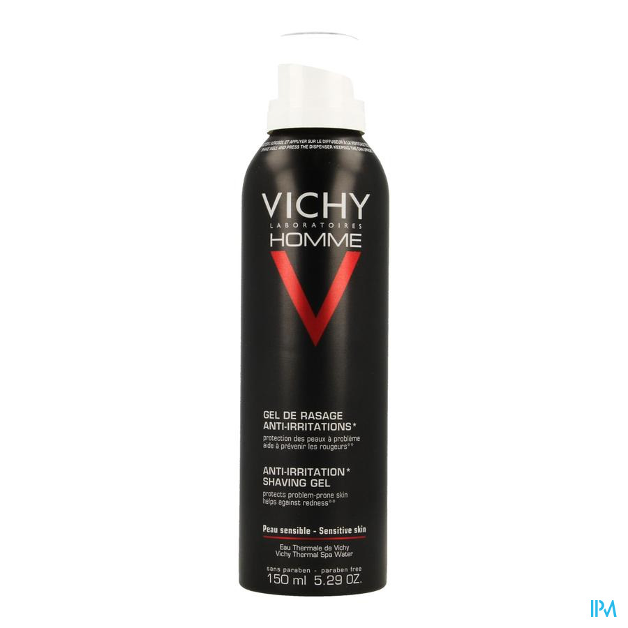 Vichy Homme Scheergel Anti Irrit. 150ml