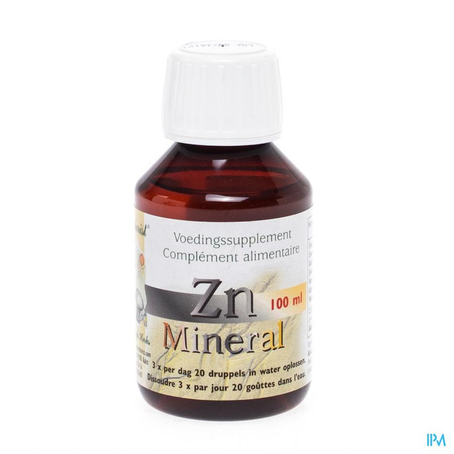 Herborist Zn-mineral 100ml 0807a