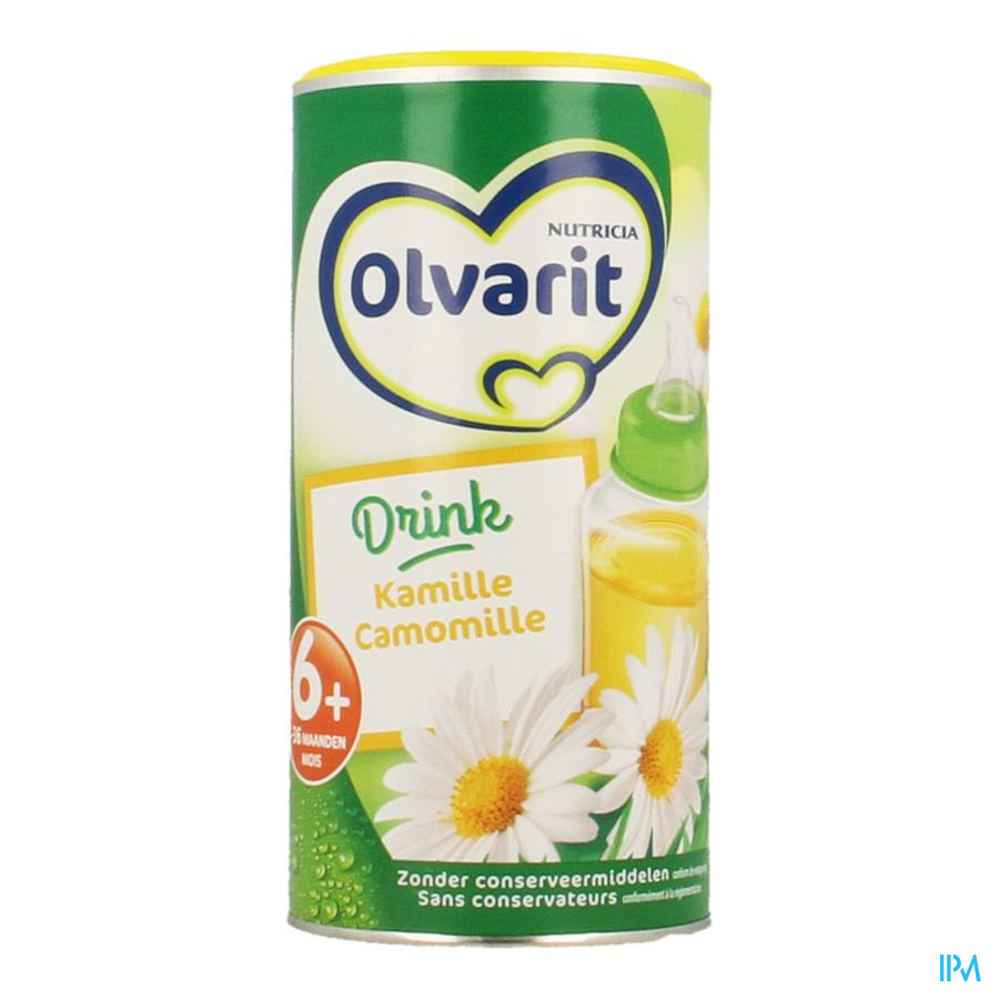 Olvarit Drink Camomille The Granules 200g