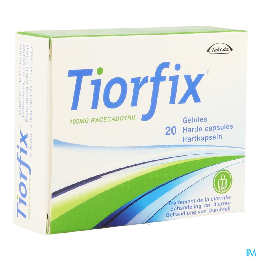 Tiorfix 100mg Impexeco Harde Caps 20 X 100mg Pip