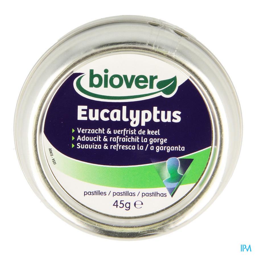 Eucalyptus Pastilles 45g