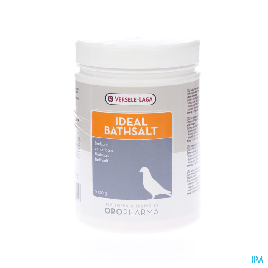 Ideal Bath Salt Pdr Pigeon 1000g