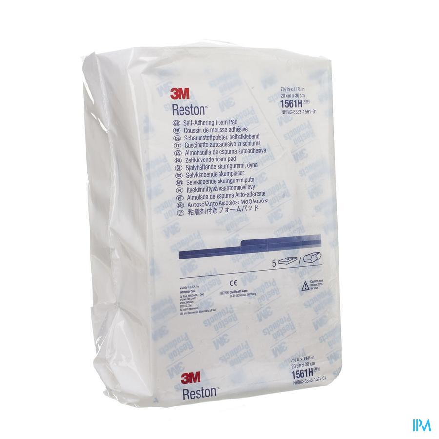 Reston Foam Pads 2,5cm X 20cm X 30cm