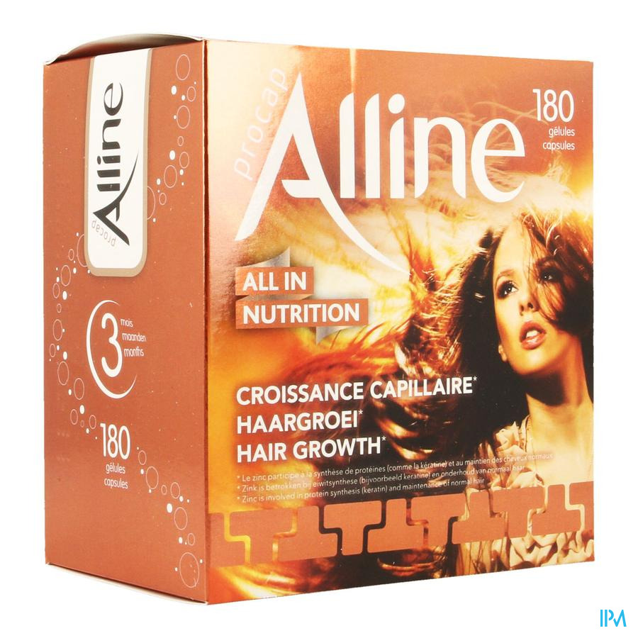 Alline Procap Nf Caps 180