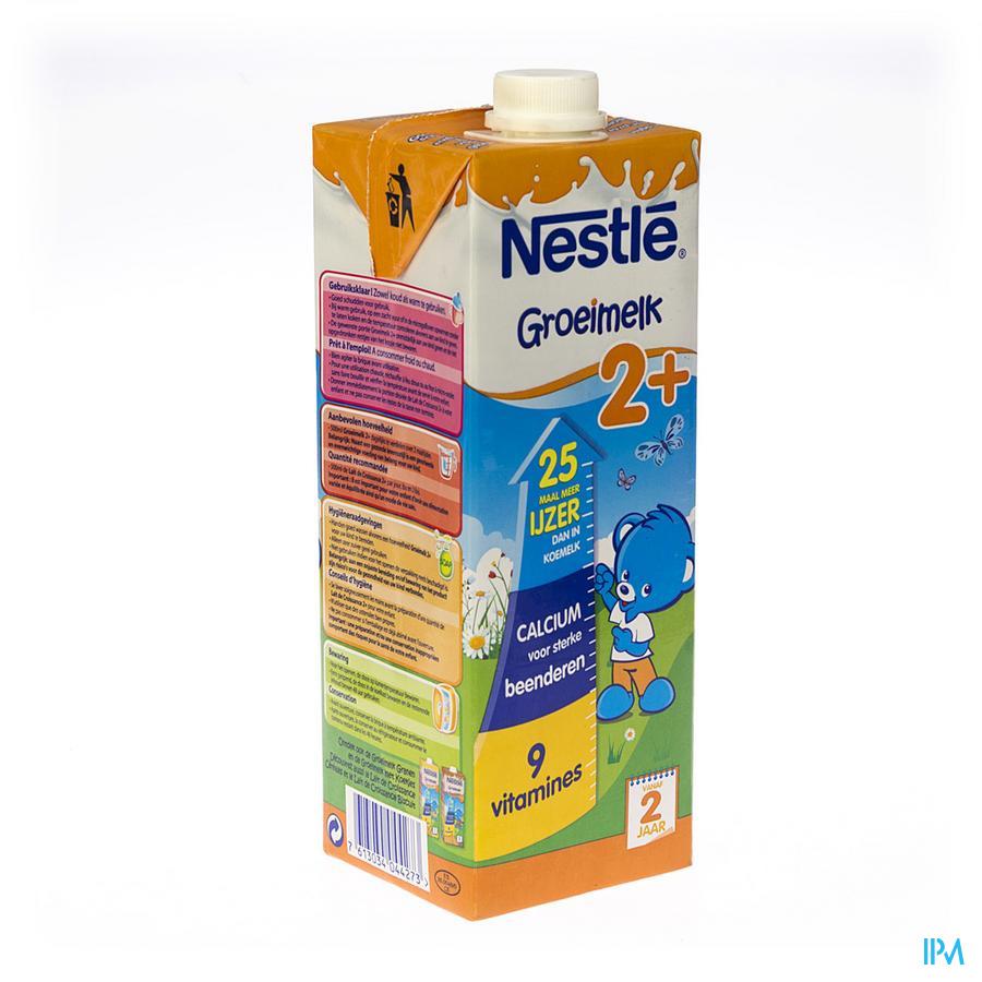 Nestle Groeimelk 2+ Tetra 1l