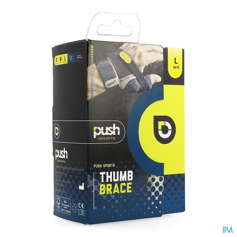 Push Sports Bandage Pouce l Gauche