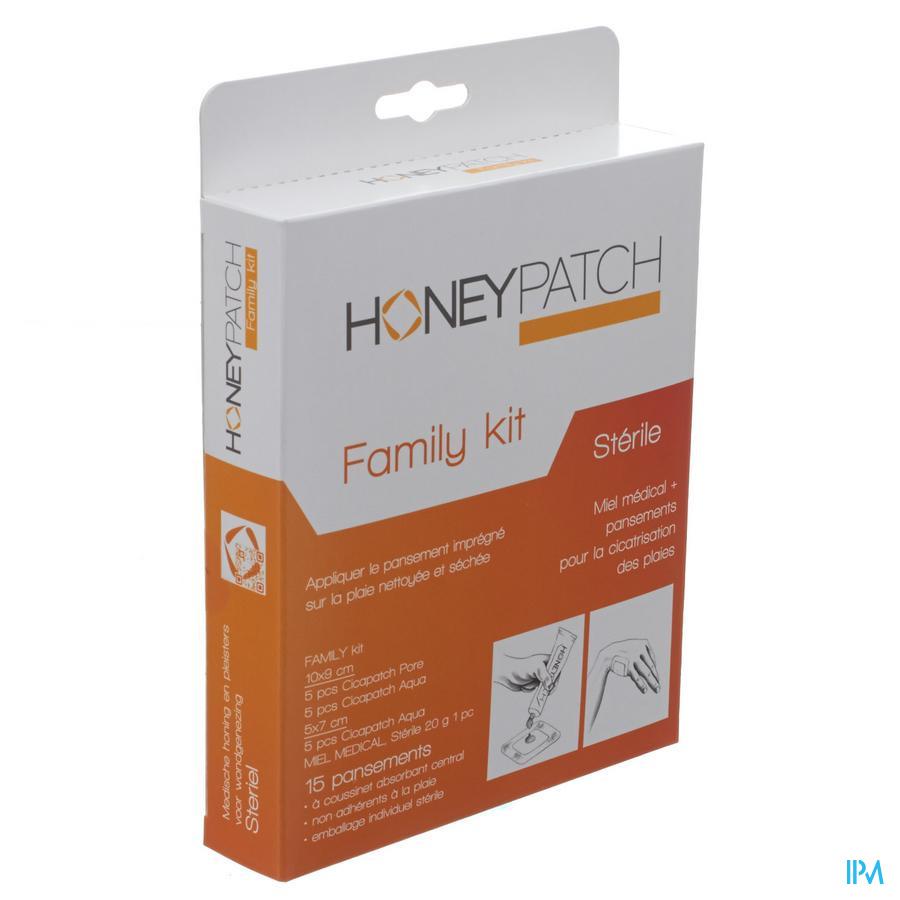 Honeypatch Family Kit