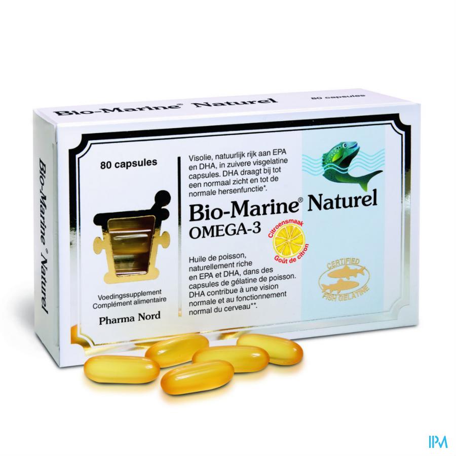 Bio-marine Naturel Capsule 80