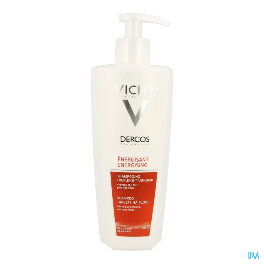 Vichy Dercos Energy Shampoo 400ml