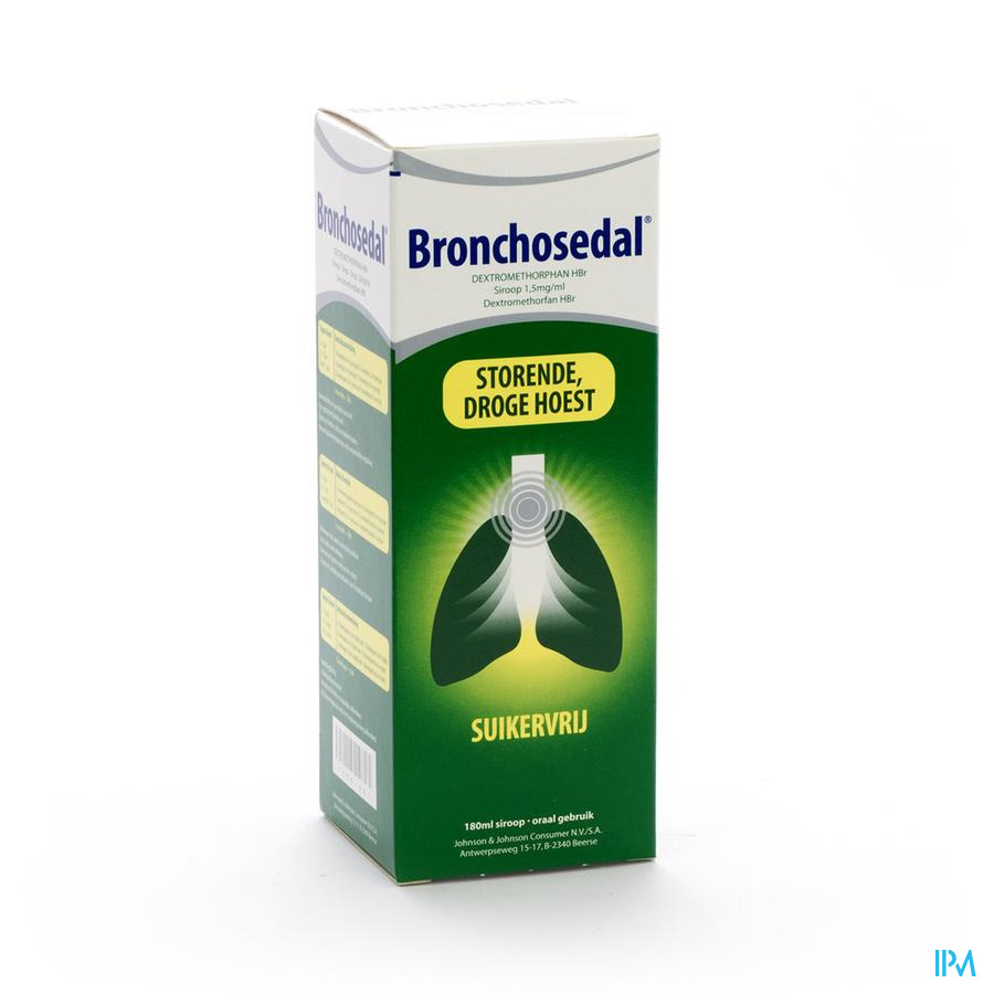 BRONCHOSEDAL DEXTROMETHORPH 200