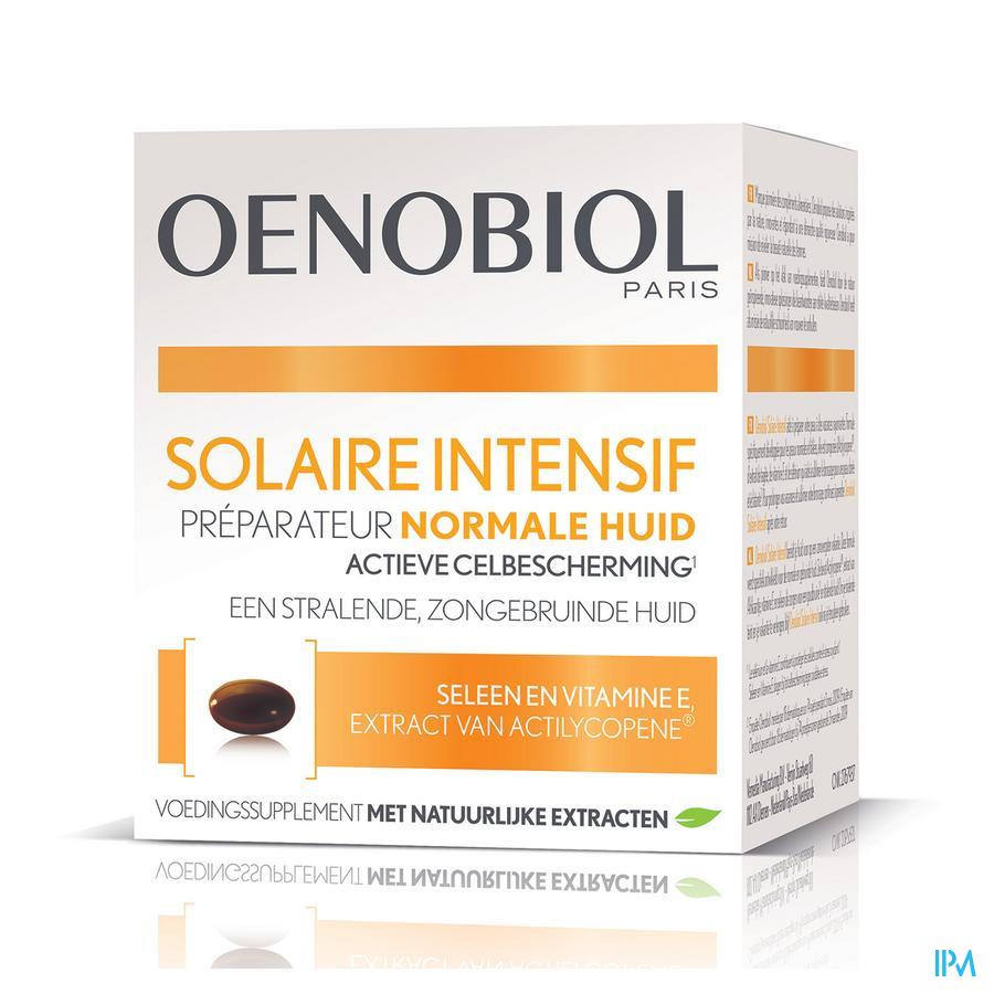 OENOBIOL SOLAIRE INTENSIF PEAU NORMALE 30 CAPS