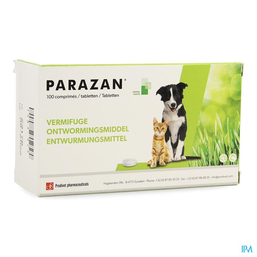 Parazan Comp 100
