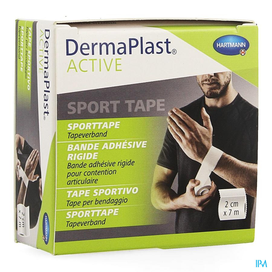 Dp Active Sport Tape 2cm 1 P/s