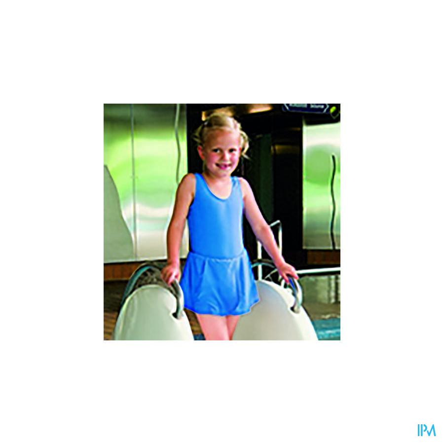 Suprima 1523 Badpak + Slip Pe Meisje Blauw T140