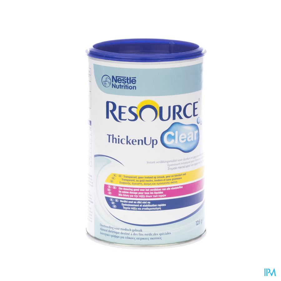 Resource 2.0 Fibre Cafe 4x200ml 12100790