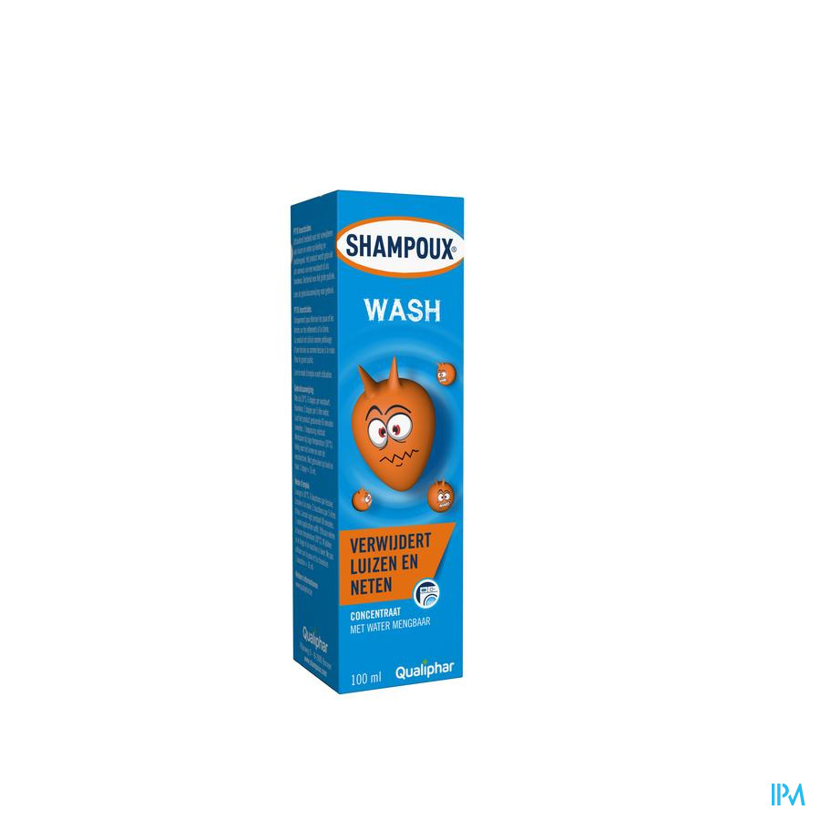 Shampoux Wash Oplossing 100 ml