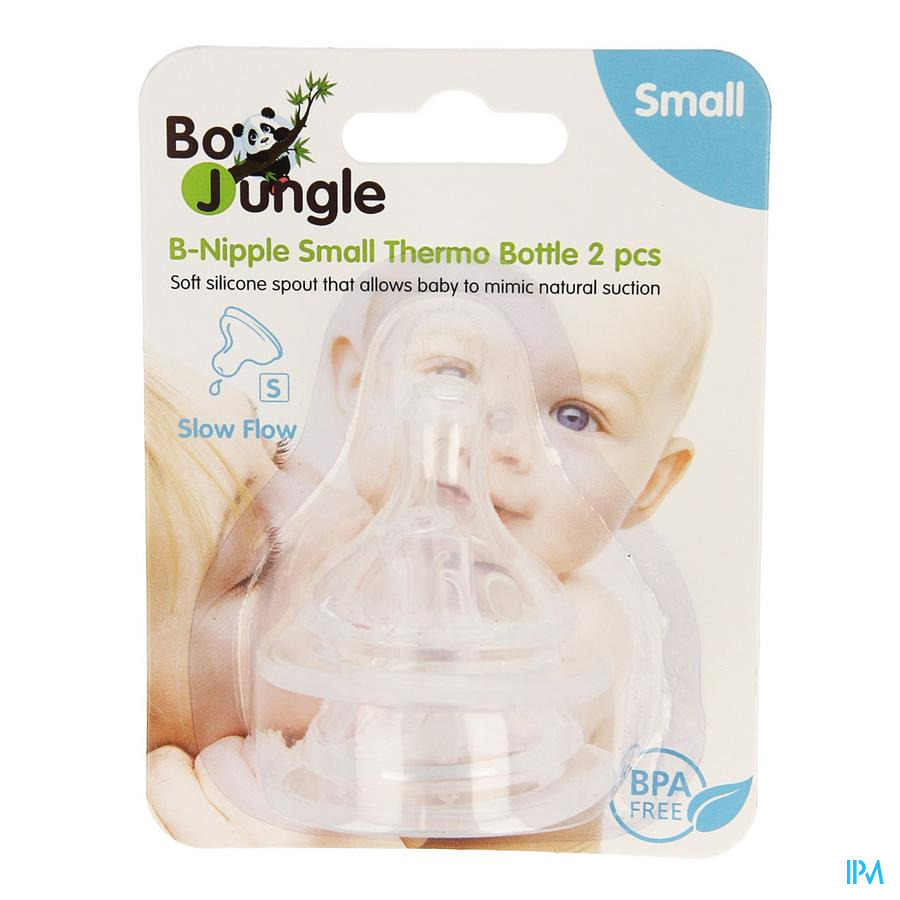B-nipple Thermo Bottle Small 2