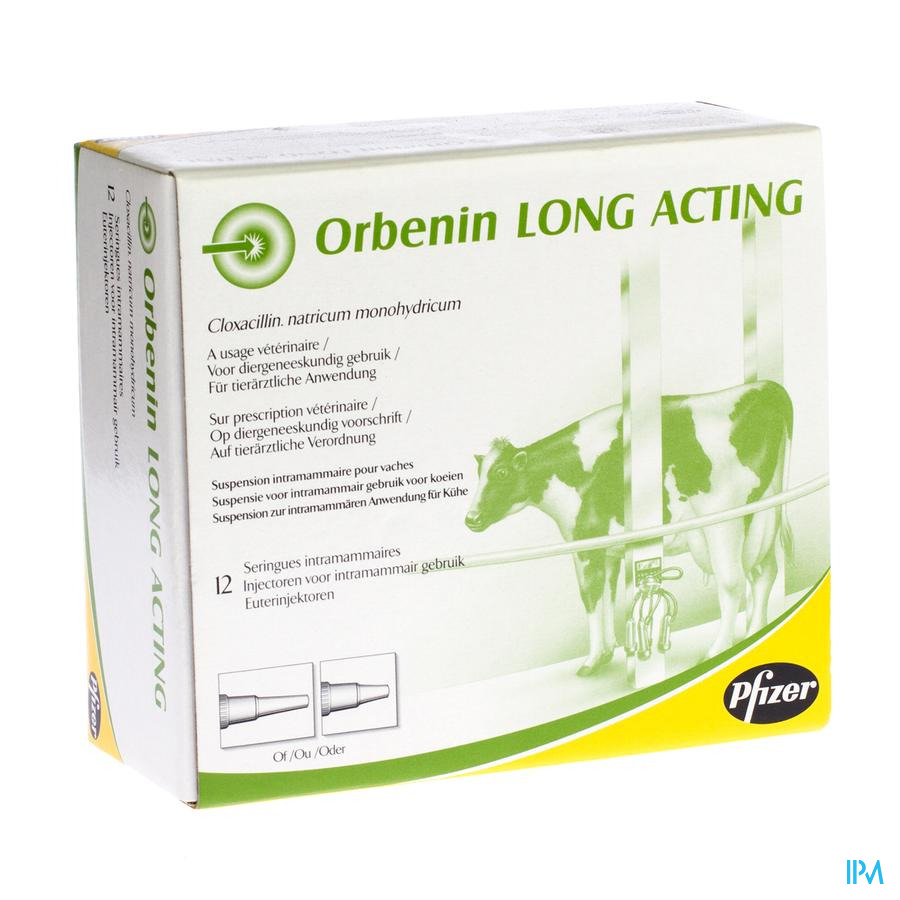 Orbenin La Applicator 12 X 3g