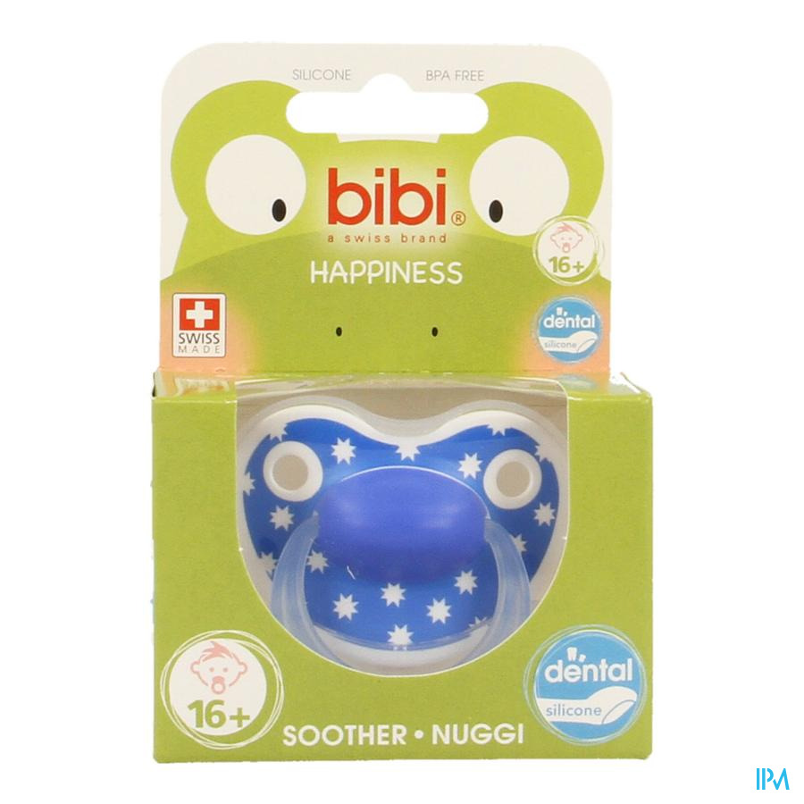 Bibi Sucette Hp Dental Lovely Dots +16m