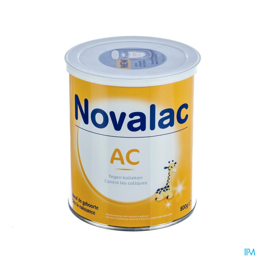 Novalac Ac Pdr 800g