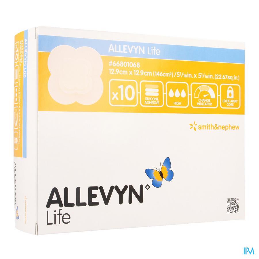 Allevyn Life Verb 12,9x12,9cm 10 66801068