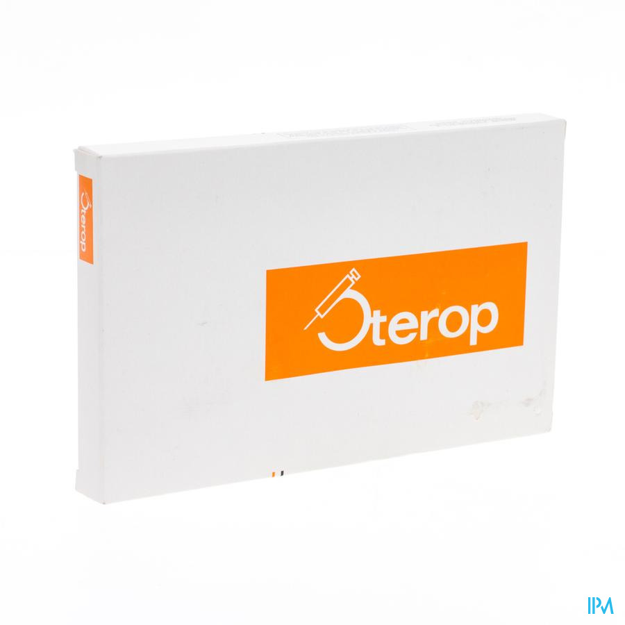 Sterop Phenol 5 % 250mg/5ml 10 Amp