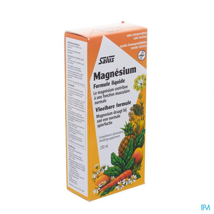 Salus Magnesium Elexir 250ml