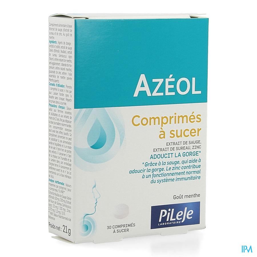 Azeol Comp Sucer 30