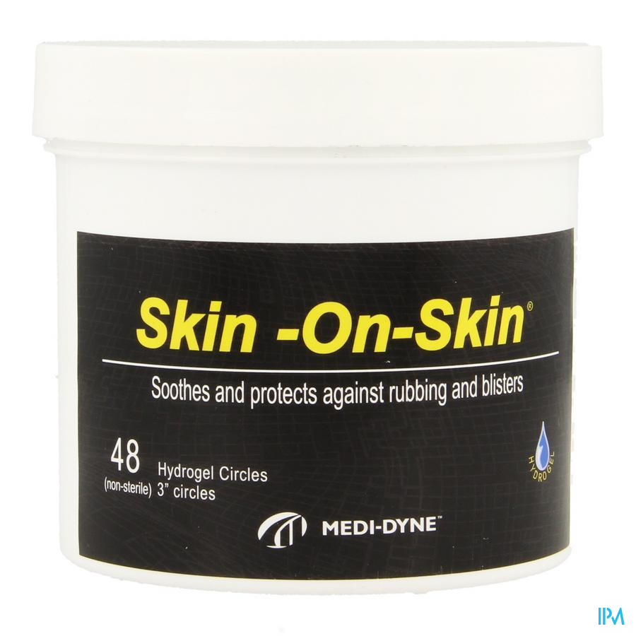 Skin On Skin Circles 7,5cm 48